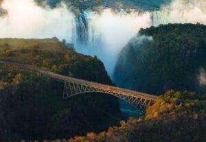 322017 Days Tour to Namibia, Botswana & Victoria Falls Tour (Camping and Lodging)